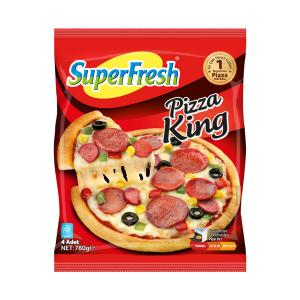 SUPERFRESH PIZZA KING 780GR